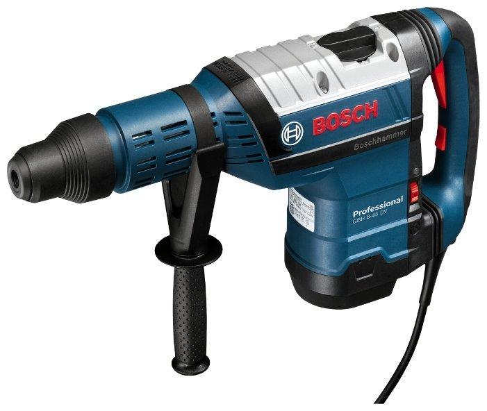 Перфоратор SDS-Max Bosch GBH 8-45 DV (0611265000)