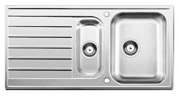 Кухонная мойка Blanco Livit 6S сталь полированная 514796