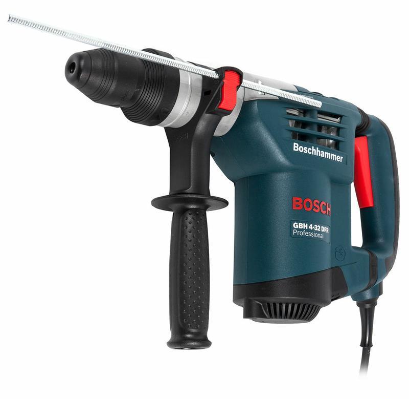 Перфоратор SDS-Plus Bosch GBH 4-32 DFR кейс комплект (0611332101)