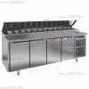 Стол холодильный для пиццы HICOLD PZ2-1111/GN (1/6)