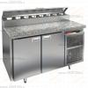 Стол холодильный для пиццы HICOLD PZ2-11/GN камень