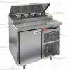 Стол холодильный для пиццы HICOLD PZ2-1/GN камень