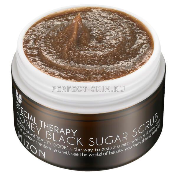 Mizon Honey Black Sugar Scrub 80g