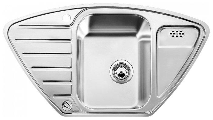 Кухонная мойка Blanco Lantos 9E-IF (516277)