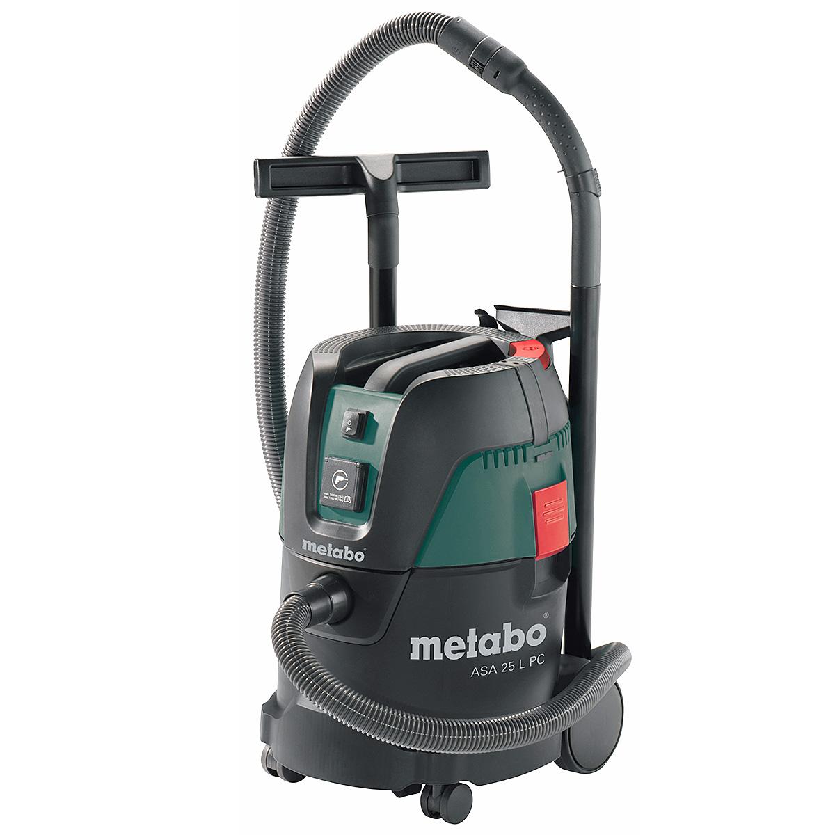 Промышленный пылесос Metabo ASA 25 L PC (602014000)