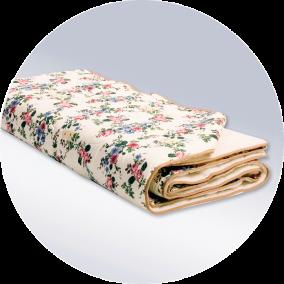 Одеяло стеганое утепленное ПасТер ОД0051