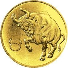 50 рублей  2004  год Телец
