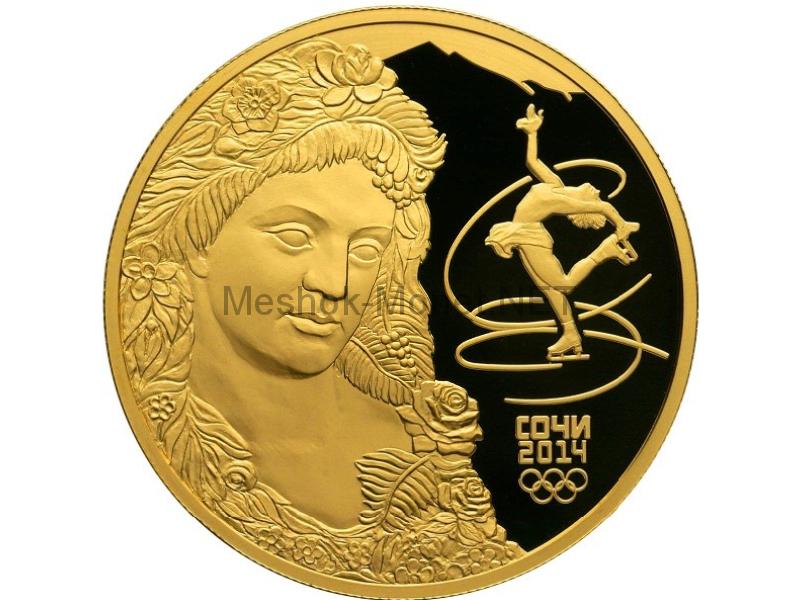 1000 рублей 2011 год Флора