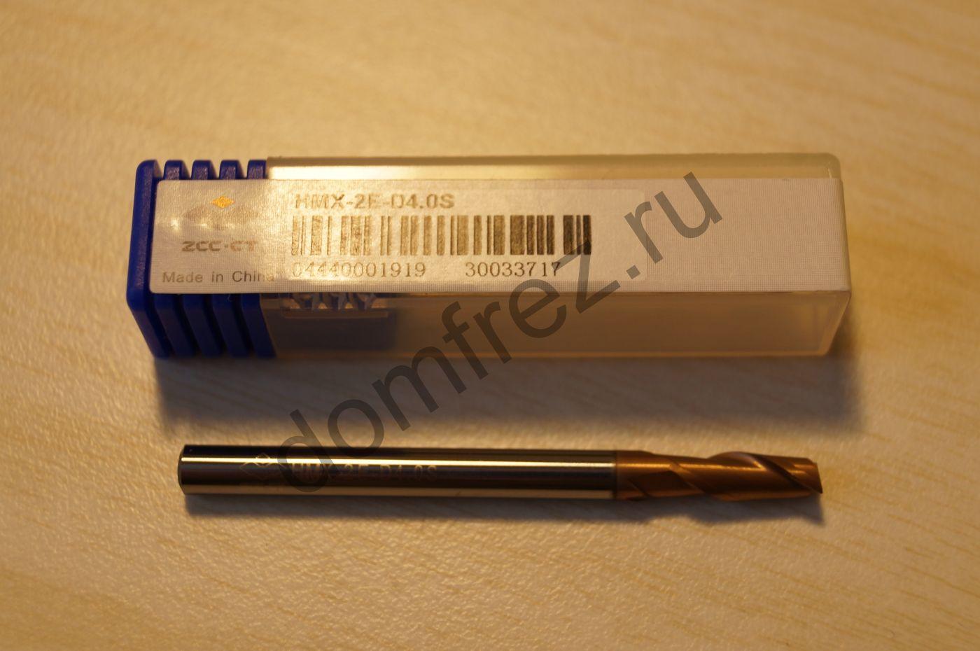Фреза HM/HMX-2E-D4.0S