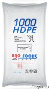 Фасовочные пакеты (ПНД) 1000 шт. 26*35 см СибПласт