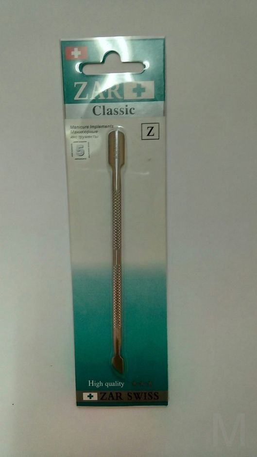 Пушер для кутикул ZAR plus (ЗАР+)