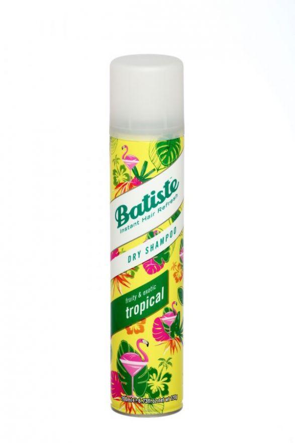 Batiste Tropical сухой шампунь