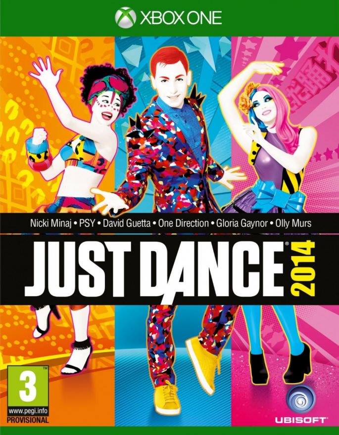 Игра Just Dance 2014 (XBOX ONE)