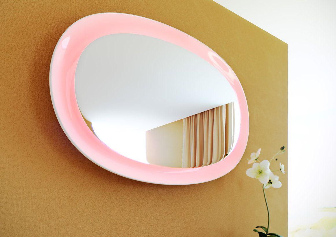 Зеркало с подсветкой Aqwella Дюна 95х62 ФОТО