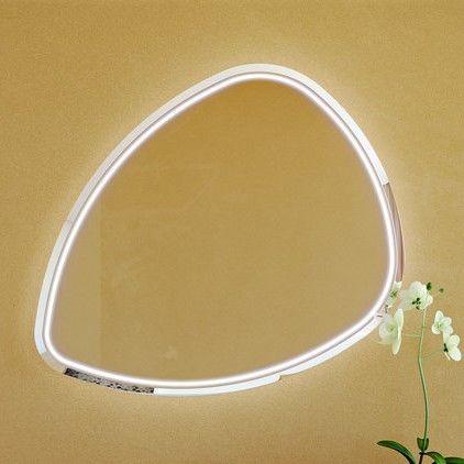 Зеркало с подсветкой Aqwella Stone 95х85 ФОТО