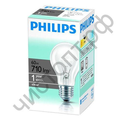 Лампа накаливания OSRAM 60 Вт цоколь E27 (белый свет) Суперцена !!!
