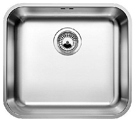 Кухонная мойка Blanco Supra 450-U с корзинчатым вентилем 518203