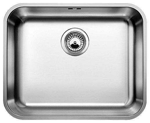 Кухонная мойка Blanco Supra 500-U с клапаном-автоматом 518206