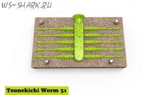 Tsunekichi Worm 51 мм х 10