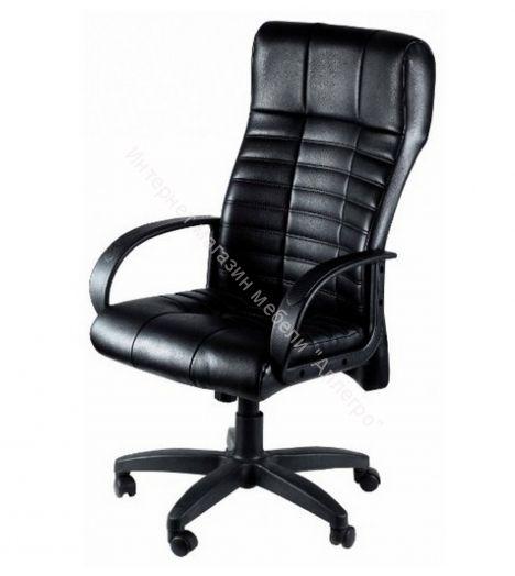 """Офисное кресло """"Атлет"""" иск.кожа (с качанием)"""