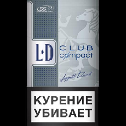 Сигареты LD COMPACT SILVER ОС