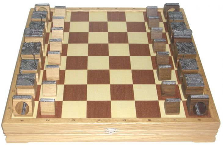 Шахматы подарочные ЖЕЛЕЗНОДОРОЖНЫЕ