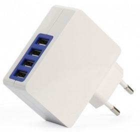 Зарядное устройство SmartBuy QUATTRO, 4.2A 4xUSB