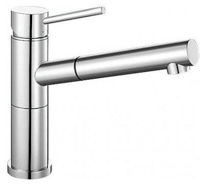Смеситель для кухни Blanco ALTA-S Compact (хром) 515122