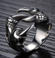Кольцо Лапа Дракона
