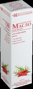 """""""КНК"""" Масло для волос """"Стимуляция роста"""" 100г (00132)"""