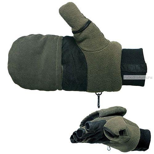 Купить Перчатки-варежки Norfin Magnet с магнитом (Артикул: 303108)