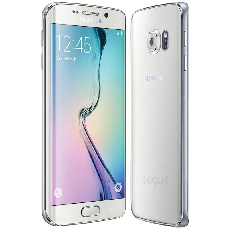 Samsung Galaxy S6 Edge 32Gb (White)