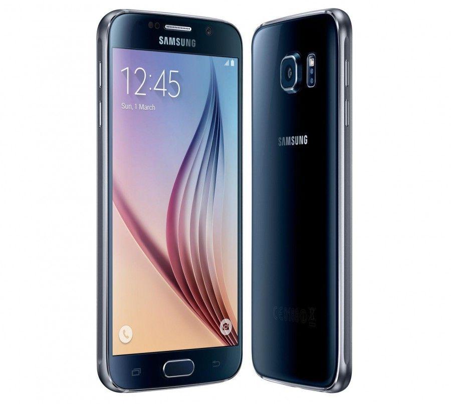 Samsung Galaxy S6 Edge 32Gb (Black)