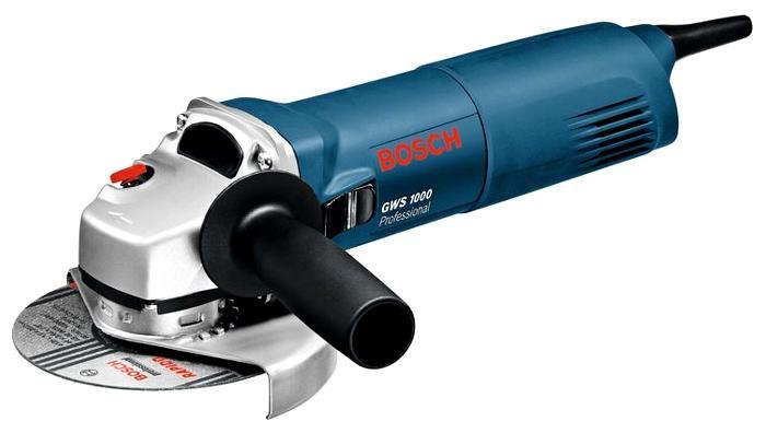 Угловая шлифмашина Bosch GWS 1000 (06018218R0)