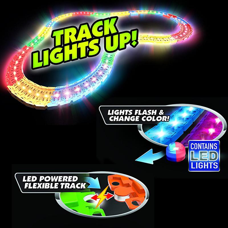 магик трек с подсветкой