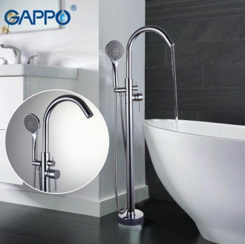 Gappo G3098 Смеситель напольный для ванной