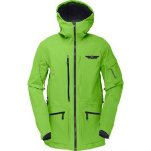 Norrona Tamok Gore-Tex Jacket W Green Creed