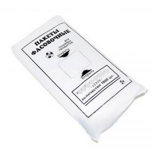 Фасовочные пакеты (ПНД) 1000 шт. 22*26 см