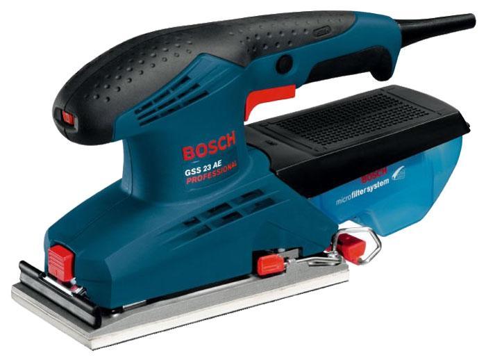 Вибрационная шлифмашина Bosch GSS 23 AE (0601070721)