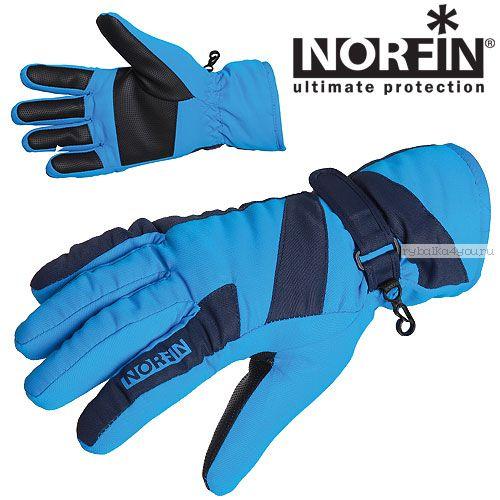 Купить Перчатки Norfin Women Windstop Blue (Артикул: 705063)
