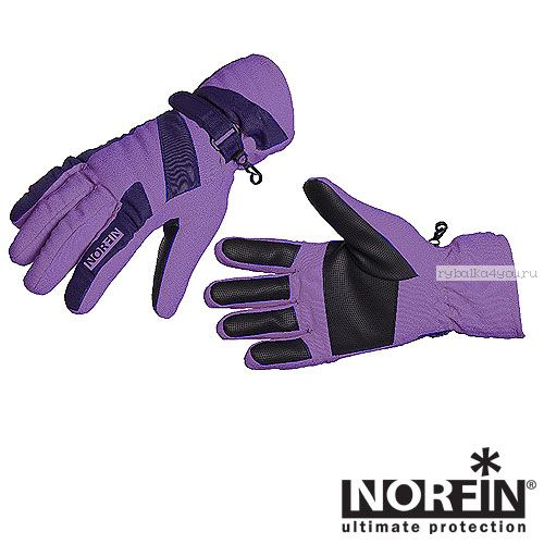 Купить Перчатки Norfin Women Windstop Violet (Артикул: 705066)