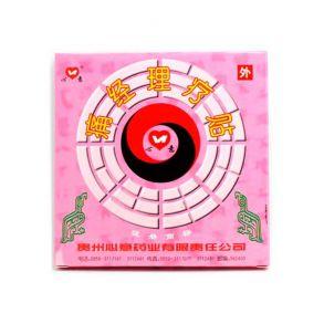Китайский лечебный пластырь Синьи 022 от дисменории,1 шт
