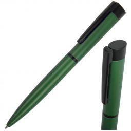 заказать зеленые металлические ручки с логотипом