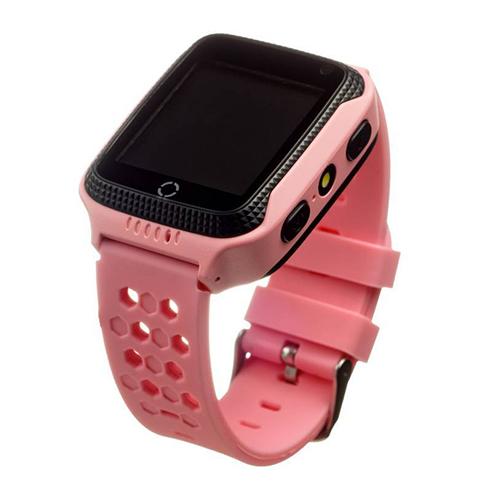 Умные детские умные часы Smart Baby Watch T7(GW500S)(розовый)