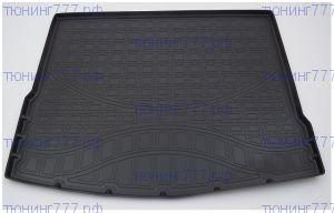 Коврик (поддон) в багажник, Unidec, полиурет, выбор цвета