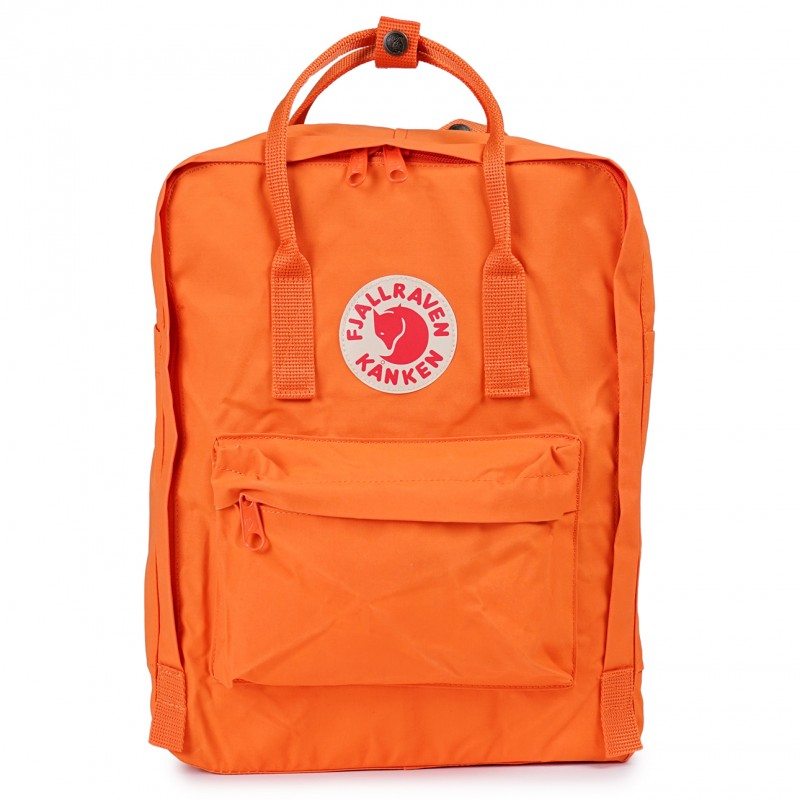 Рюкзак Fjallraven Kanken classic Burnt Orange (оранжевый) 212