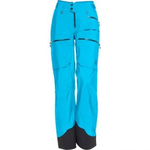 Norrøna  Lofoten Gore-Tex Pro Light Pants W Caribbean Blue