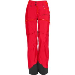 Norrøna  Lofoten Gore-Tex Pro Light Pants W Rebel Red