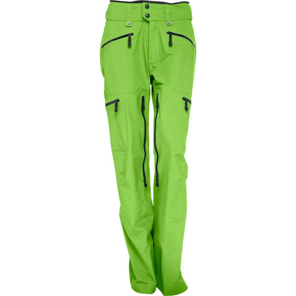 Norrona Tamok Gore-Tex Pants W Green Creed
