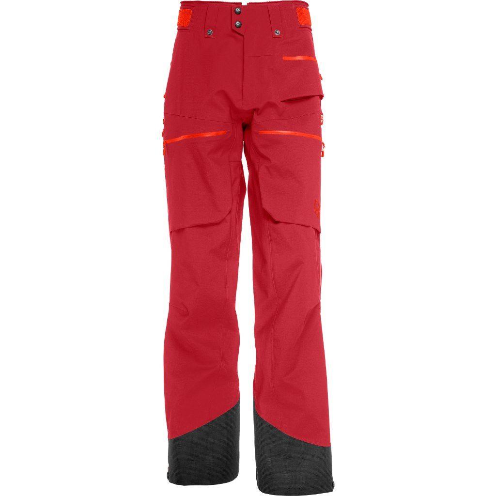 Norrona Lofoten Gore-Tex Pro Jester Red M
